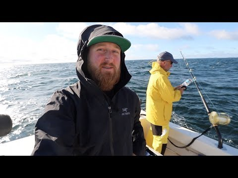 Sharks & Whales! Tuna Fishing In Boston | Can't Win Them All...