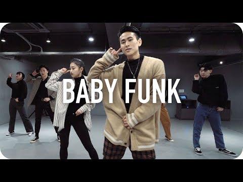 Baby Funk - 나얼 (NAUL) / Eunho Kim Choreography