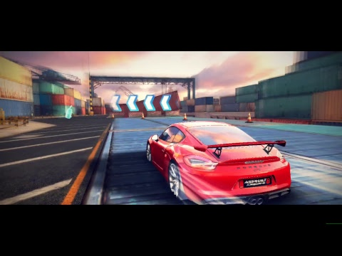 Asphalt 8 Porsche Cayman GT4 Event Elimination - San Diego Harbor 2