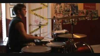 Mayday Parade - One Man Drinking Games (drum cover)