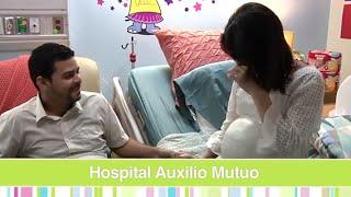 Papá Embarazado En Auxilio Mutuo