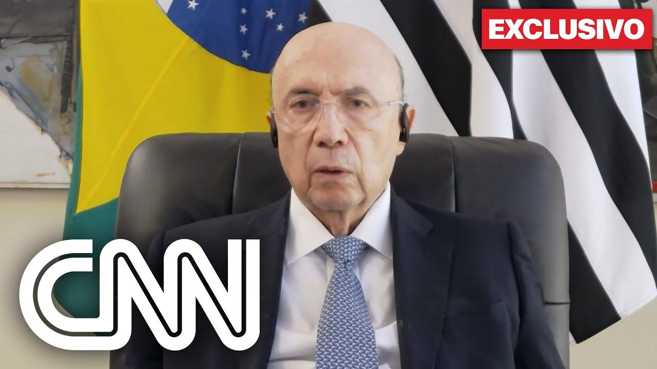 Exclusivo: Meirelles: 'Esperamos recuperação parcial da economia de SP em junho'