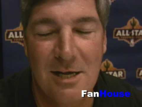 Bill Laimbeer Interview