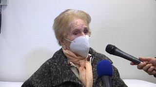 Sanitaria de San Sebastián dice que la gente espera con ganas la vacunación
