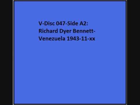 VDisc 047 Side A2 Richard Dyer Bennett