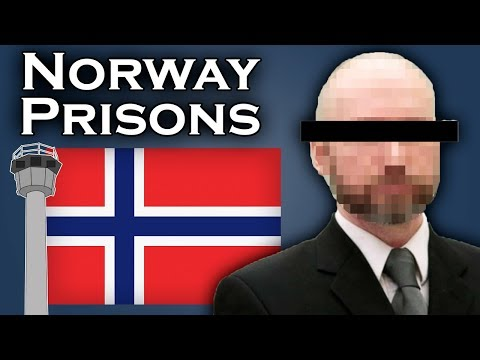 What is Norway's Prison System Like?