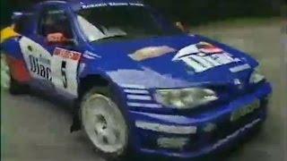【神ドリフト車載動画】WRC 世界の英雄ジャン・ラニョッティの驚異的ドライビングテクニック!