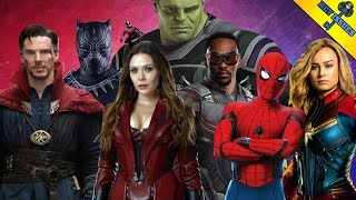 The New MCU Avengers (Phase 4 and Beyond)