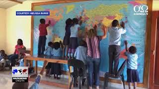 Copiii din Africa se roagă pentru țările care suferă din cauza pandemiei  Mapamond creștin 820
