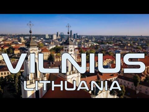 Mavic Pro | Vilnius | Summer