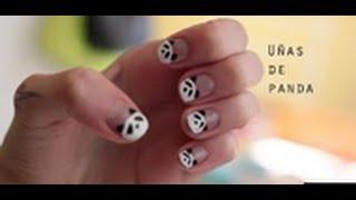 ¡Uñas de panda! ♥ Nuni Thumbnail