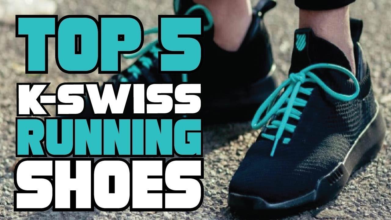 Best K Swiss Running Shoe Reviews 2021 Best Budget K Swiss Running Shoes Buying Guide Youtube