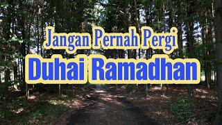 Renungan Akhir Ramadhan Jangan Pernah Pergi Duhai Ramadhan Bikin Meleleh