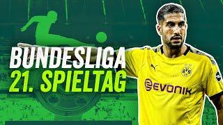 BVB-Pleite trotz Can-Traumtor! SGE schießt Augsburg ab! Onefootball Bundesliga Rückblick