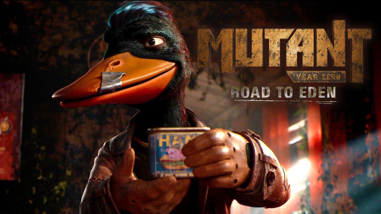 Mutant Year Zero: Road To Eden - First Official Gameplay Trailer