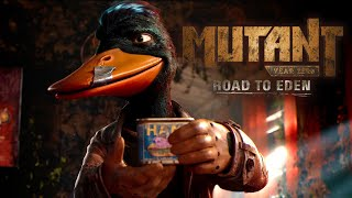 Mutant Year Zero: Road To Eden - First Official Gameplay Trailer