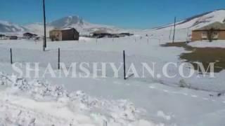 Արագածոտնի մարզի Ղաբաղթափա գյուղի բնակիչները գտնվում են շրջափակման մեջ