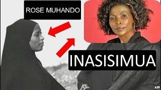 INALIZA! Historia Ya Kusisismua Ya Rose Muhando A-Z