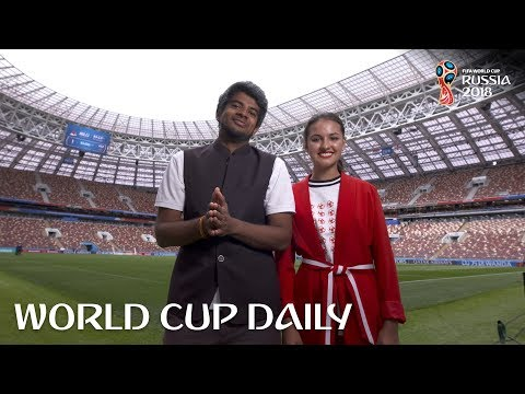 World Cup Daily - Matchday 22!
