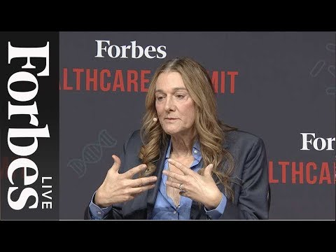 Healthcare Summit 2017: Transformations: An Interview With Martine Rothblatt | Forbes Live