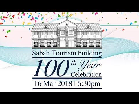 A Centennial Celebration – Sabah Tourism Board Heritage Building