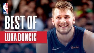 Luka Doncic's January Highlights | KIA West Rookie of the Month