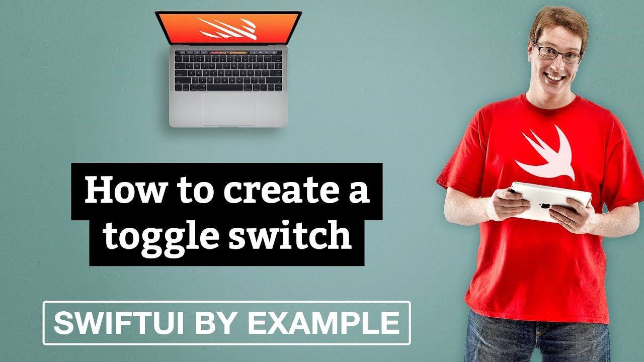 How to create a toggle switch - SwiftUI by Example