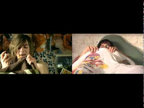 Skins Trailer US vs. UK - Side by Side comparison