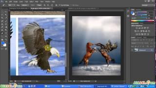Học Photoshop - Học cắt ghép ảnh nâng cao [những kĩ thuật hay]