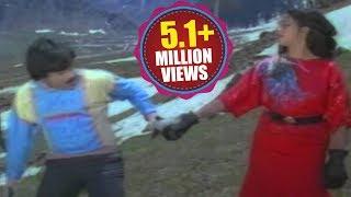 Donga Mogudu Songs - Nallanchu Tella Cheera - Chiranjeevi,Radhika