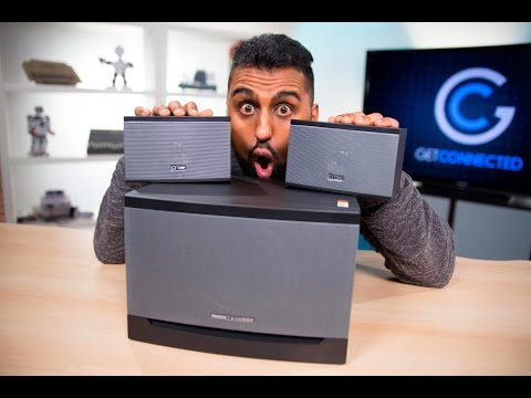 Best Bluetooth home speaker system for its price! | GetConnected