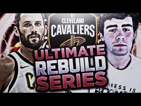 BACK TO BACK TITLES!? ULTIMATE REBUILDING SERIES #2  - NBA 2K18