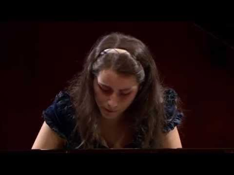 Michelle Candotti – Scherzo in B flat minor Op. 31 (second stage)