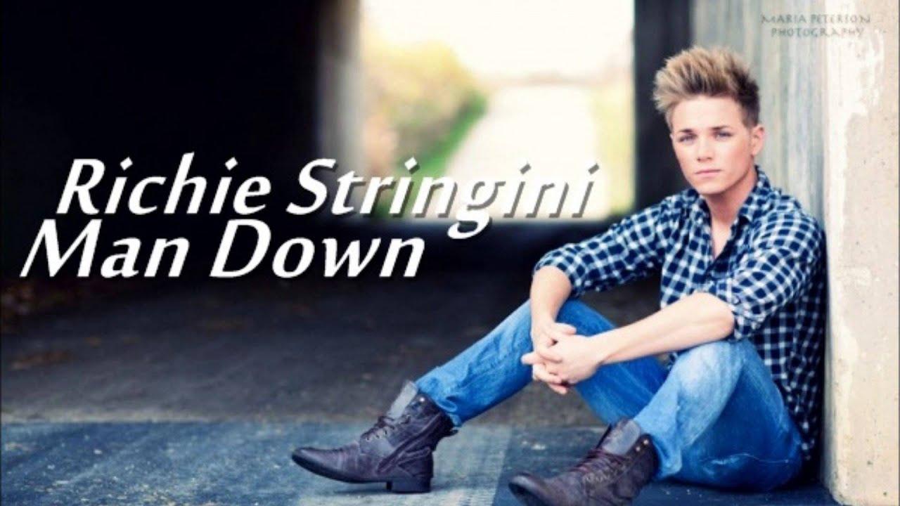 Richie Stringini - Man Down - YouTube