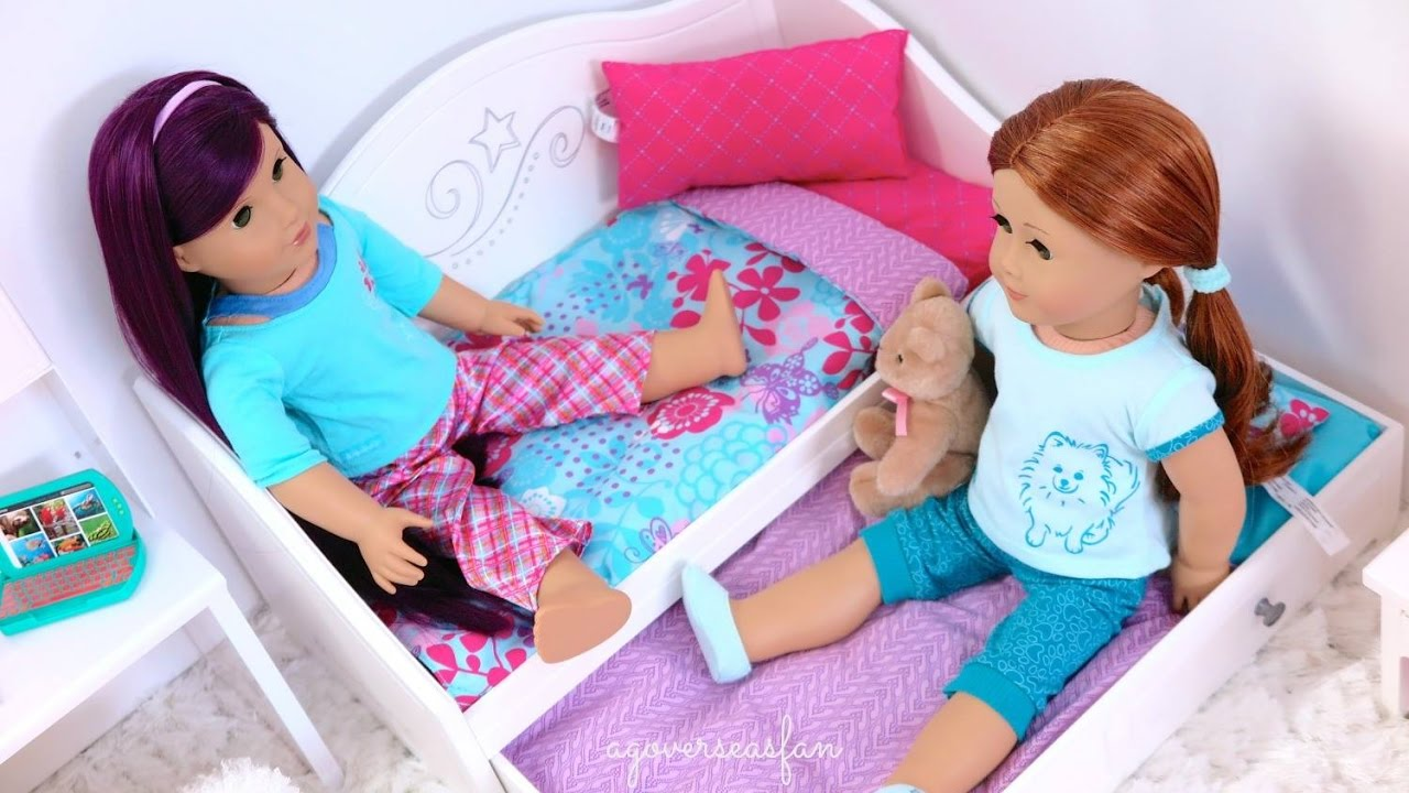 American Girl Doll Beds Bedding Sets