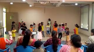 Summer Camp Dance at DPSG STARZ   Best Preschool in Palam Vihar
