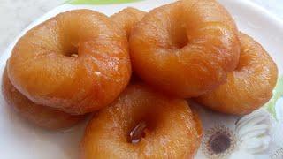 Badusha Recipe / బాదుషా / Home Made Badusha Sweet Recipe /Badushahi / Balushahi #Badhusha in Telugu