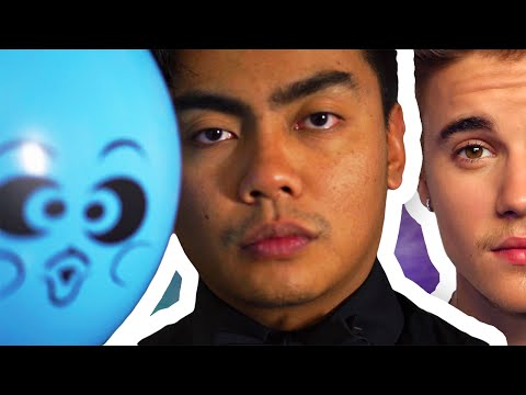 Dramatic Reading of Justin Bieber's SORRY using HELIUM