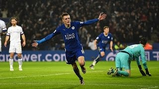 Jamie vardy: all 23 goals of 2015/16