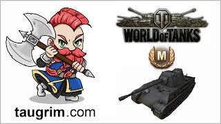 """World of Tanks: Panther 2 Review / Guide, """"Ace Tanker"""" Gameplay"""
