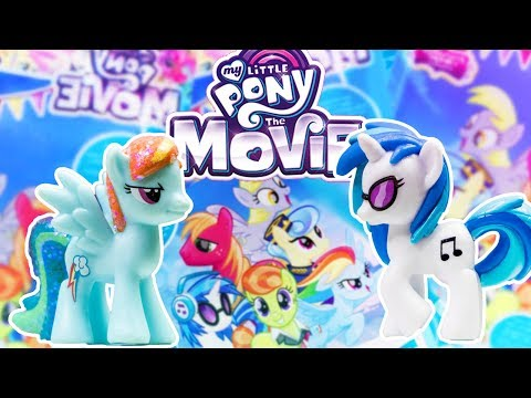 My Little Pony the Movie Blind Bags Collection Completed! Wave 22 Full Set MLP