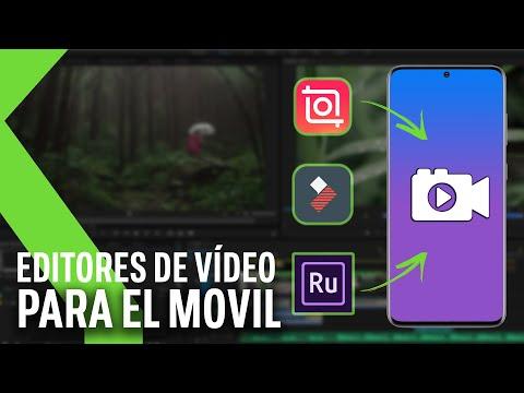 TOP MEJORES APPS PARA EDITAR VÍDEO EN ANDROID