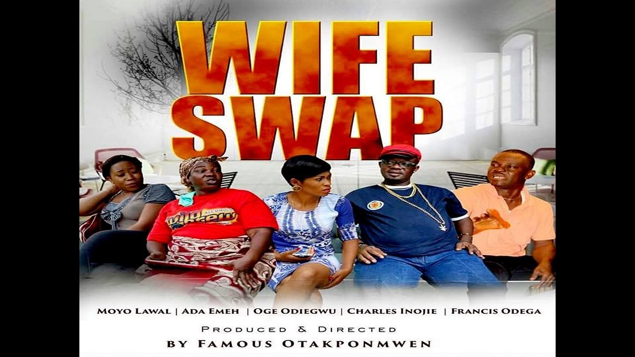 Wife swapping trailer