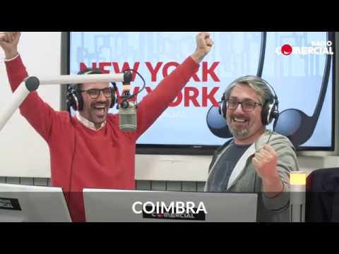Rádio Comercial | Coimbra no New York, New York