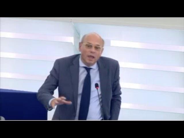 Jean-Luc Schaffhauser sur la situation en Moldavie