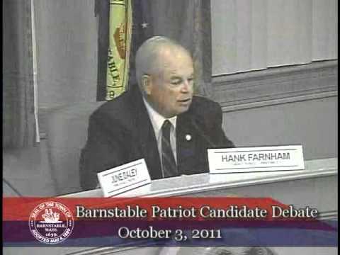 Patriot Debates - Precinct 11: Q6 Business In West Barnstable