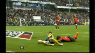 Rugby TOP14  Semi Final 2010 -3- Clermont vs Toulon  : Highlights of the Extra Time !