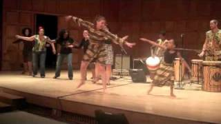 AFRICA Heritage Festival at The College of Saint Scholastica