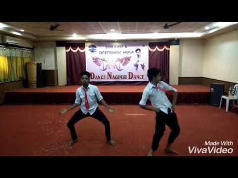 Main Khiladi Tu Anari-Song Dance Piyush N Lokesh Choreography Amol Gotekar PRSD Academy Nagpur