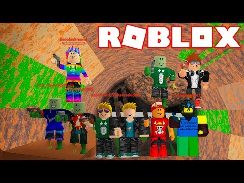 Download Youtube: Roblox → HUMANOS VS ZUMBIS !! - Humans vs Zombies [NEW!] 🎮